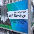Installation de rampes MP Design