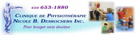 Clinique de physiothérapie Nicole B. Desrochers