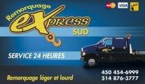 Remorquage Express Sud
