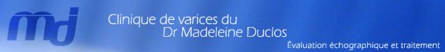 Clinique de varices du Dr Madeleine Duclos