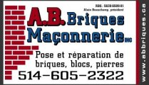 A.B. Briques Maçonnerie