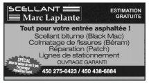 Scellant Marc Laplante
