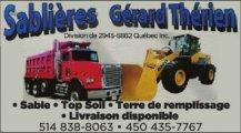 Sablières Gérard Thérien