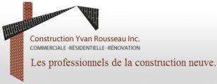 Construction Yvan Rousseau Inc