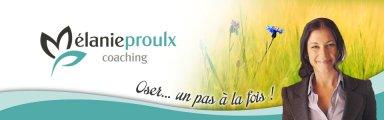 Mélanie Proulx Coach professionnelle