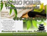 Mario Poirier Thérapeute Certifié