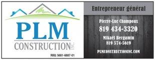 PLM Construction Inc