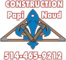 Construction Papi-Naud