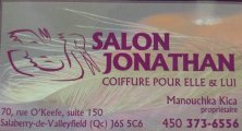 Salon coiffure femme valleyfield
