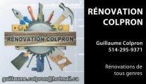 Rénovation Colpron