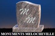 Monuments Melocheville