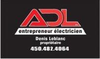 ADL Entrepreneur Electricien Inc