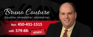 Bruno Couture Courtier Immobilier Remax