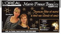 Marie France Beaulieu Coiffure