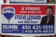 Steeve Lessard Courtier Immobilier Remax de L'Avenir Inc.