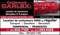 Conteneurs Carlex Inc