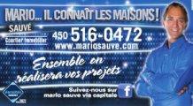 Mario Sauvé Courtier Immobilier Via Capitale St-Jérôme