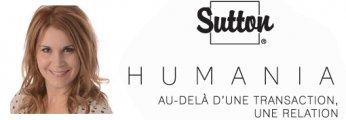 Mélanie Hudon Courtier Immobilier Résidentiel Groupe Sutton Humania