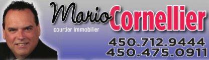 Mario Cornellier Courtier immobilier