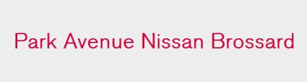 Brossard Nissan Inc