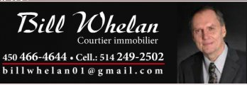 Bill Whelan Courtier Immobilier Sutton