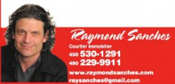 Raymond Sanches Courtier Immobilier Sutton