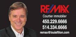 Louis Filion Courtier Immobilier Remax Des Sommets