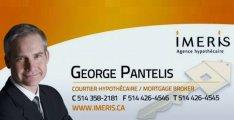 George Pantelis Courtier Immobilier Hypothécaire Imeris