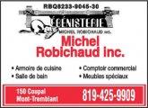 Ébénisterie Michel Robichaud