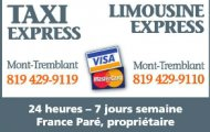 TAXI EXPRESS MONT-TREMBLANT