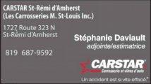 Les Carrosseries M St.Louis