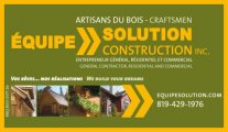 Equipe Solution Construction Inc