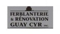 Ferblanterie et Rénovation Guay Cyr