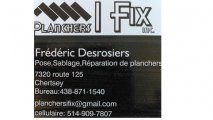 Planchers I Fix Inc.