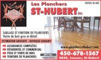 Les Planchers St-Hubert Inc