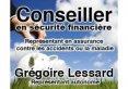 Grégoire Lessard - Conseiller en sécurité financière