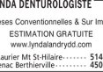 Lynda Landry Denturologiste
