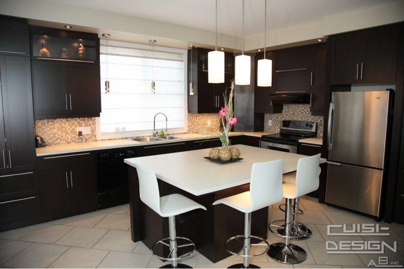 cuisi design a b inc saint georges. Black Bedroom Furniture Sets. Home Design Ideas