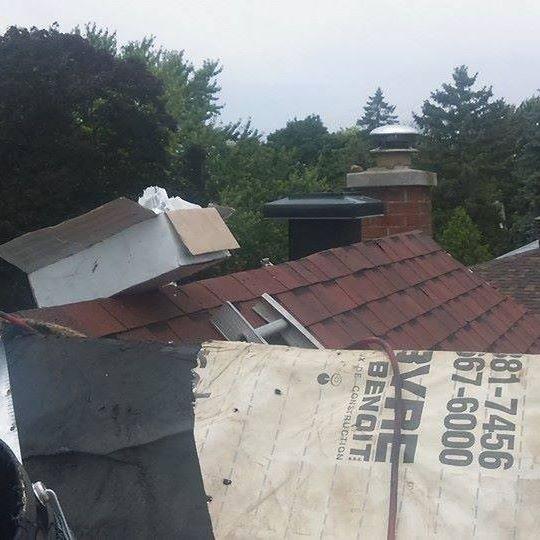 construction et r novation toitures du lac h bertville station. Black Bedroom Furniture Sets. Home Design Ideas