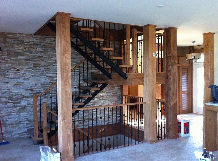 Les entreprises danco construction saint prosper for Entreprise construction
